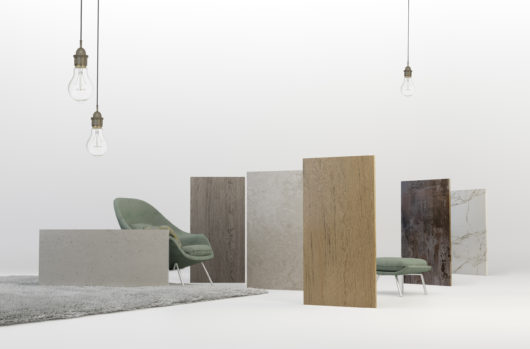 Cosentino Dekton presents five new colours that highlight the beauty of natural stone