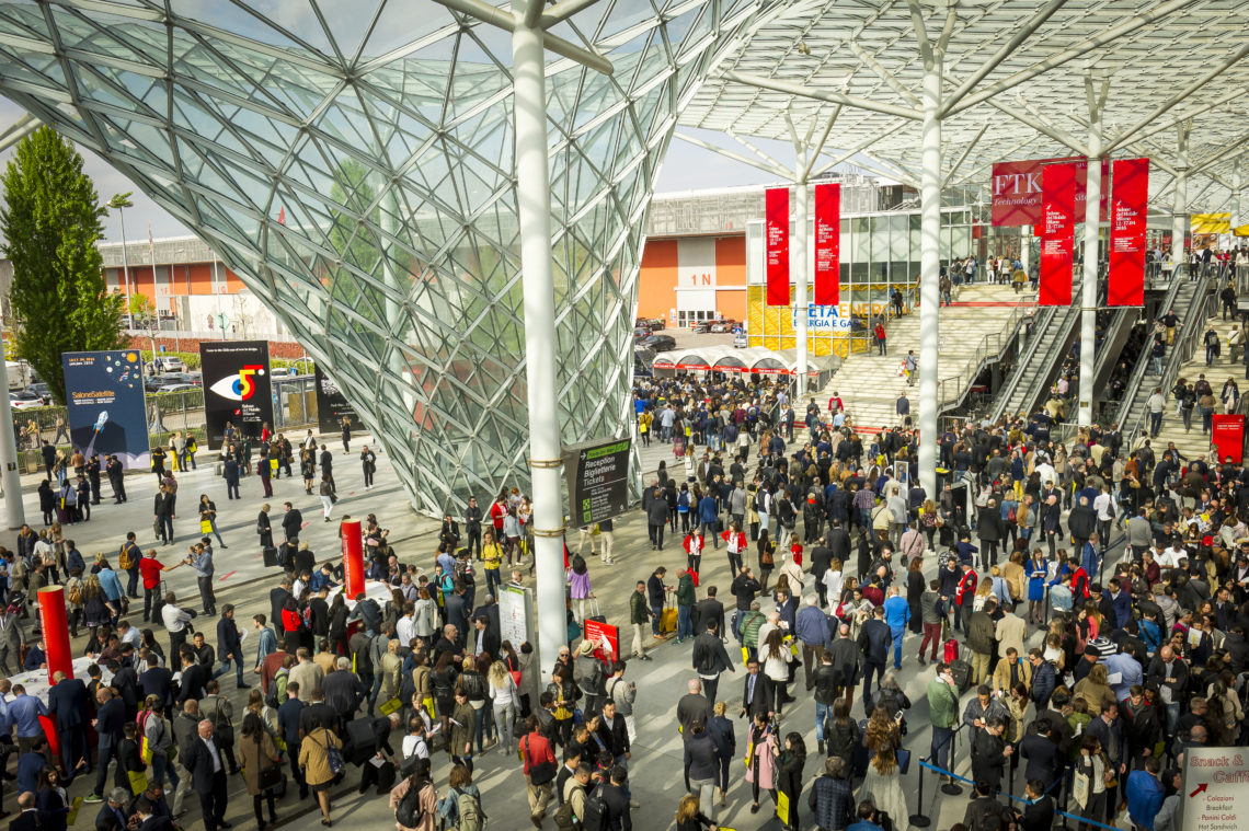 Salone del Mobile Milano Euroluce Eurocucina SaloneSatellite