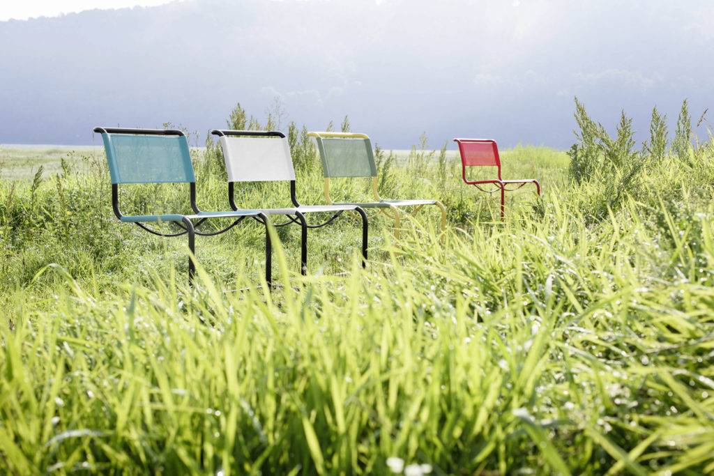Thonet All Seasons Gartenstühle Mart Stam