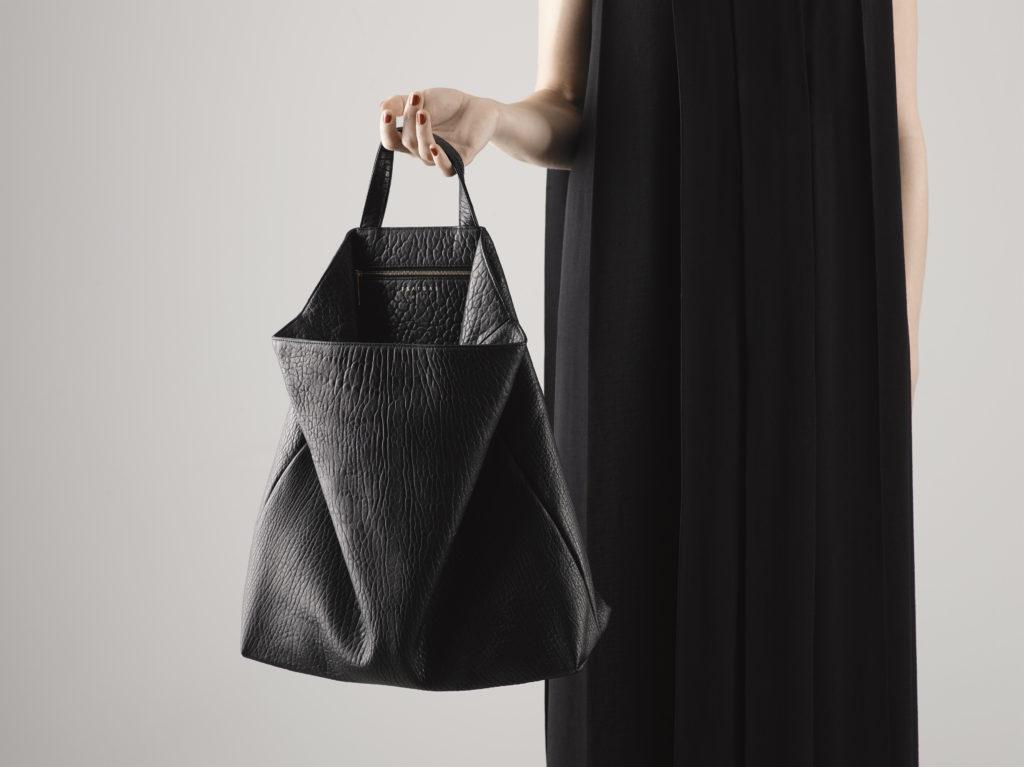 Tsatsas Fluke Handbag leather