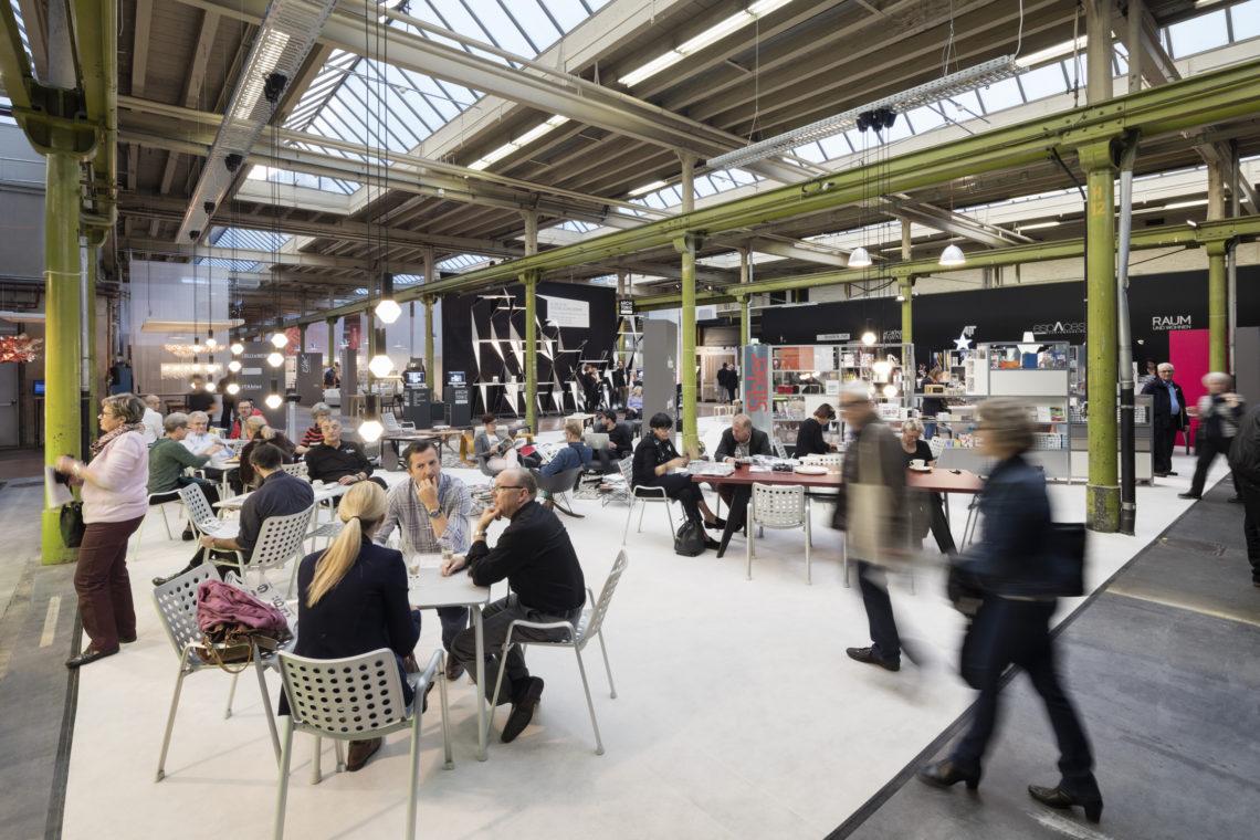 neue räume Internationale Interior Design Ausstellung Zürich