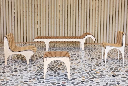 wb form Carta Collection Möbelkollektion Shigeru Ban