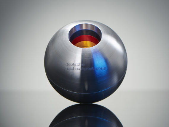 Deutscher Nachhaltigkeitspreis Trophy