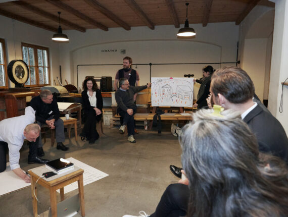 iF Design Foundation planning group