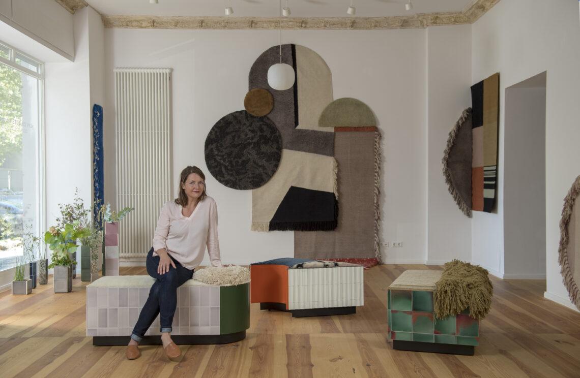 Mareike Lienau Lyk Carpet Gallery Good Ausstellung